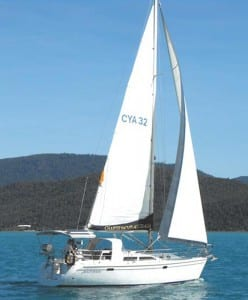 Whitsunday sailing yachts