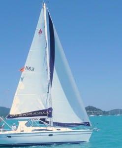 rockstar sailing yacht