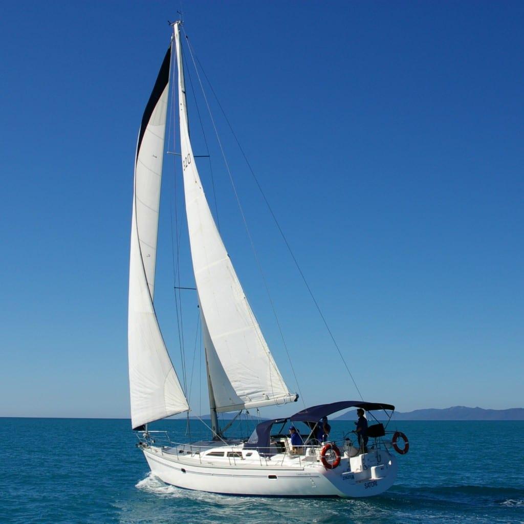 Satori Catalina 40 Sailing Yacht Charter Yachts Australia