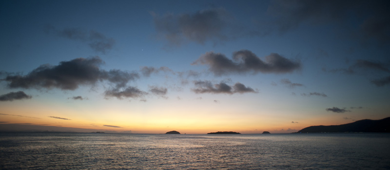 Stonehaven Sunset