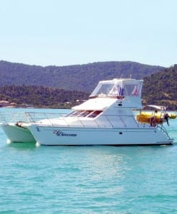 Whitsunday power catamarans