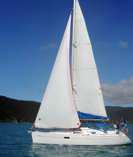 Jasambri Sailing