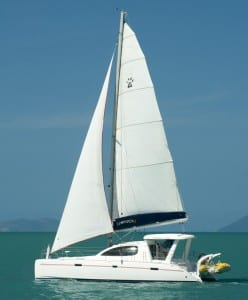 dolce vita - on the water - charter yachts australia