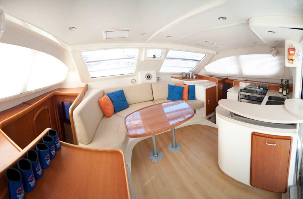 "Catamaran ""Saloon"" Deck"