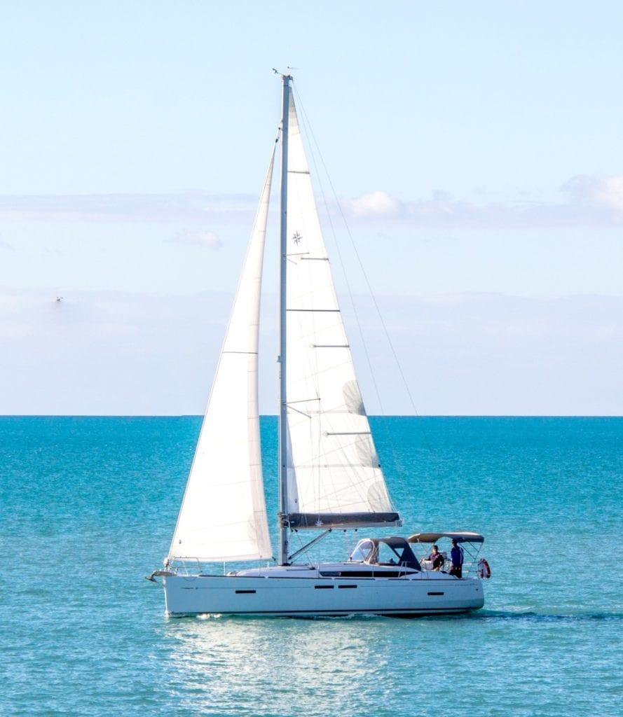Baronga Jeanneau Sun Odyssey 41 Sailing Yacht Charter