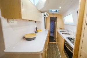 Kajura Seawind 1260 Galley