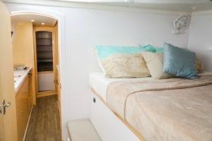 Kajura Seawind1260 Starboard Forward Cabin