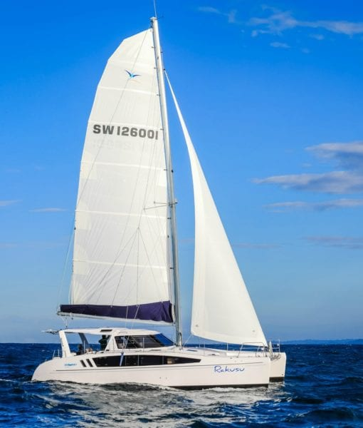 Kajura Seawind1260 Under Sail