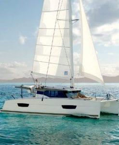 Mandala Lucia 40 Sailing