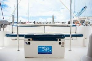 Reflections Lightwave 45 Back Deck Ice Box Cooler