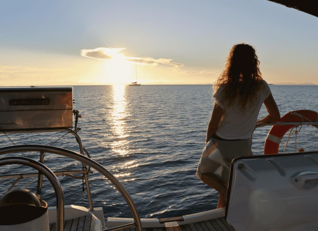 Sunset on Dream On