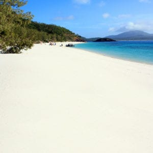 Whitsunday Island Beaches Queensland