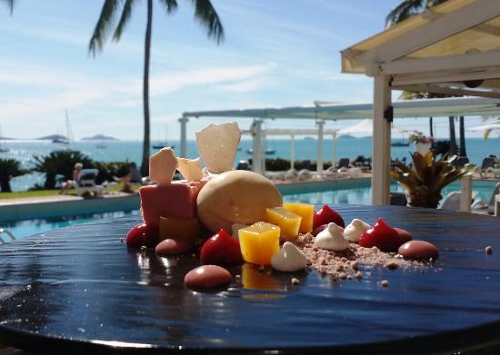 Clipper Restaurant at Coral Sea Resort