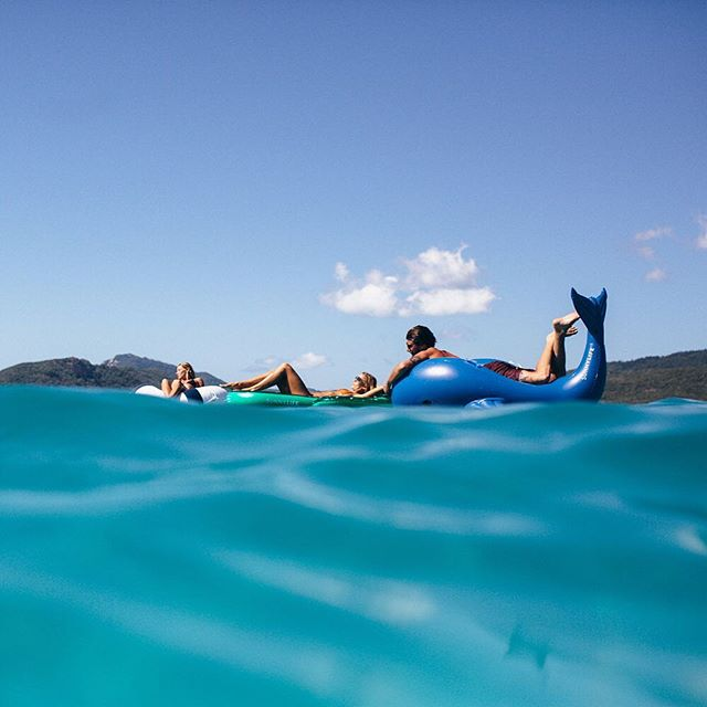 Relaxing in the Whitsunday Islands with Charter Yachts Australia