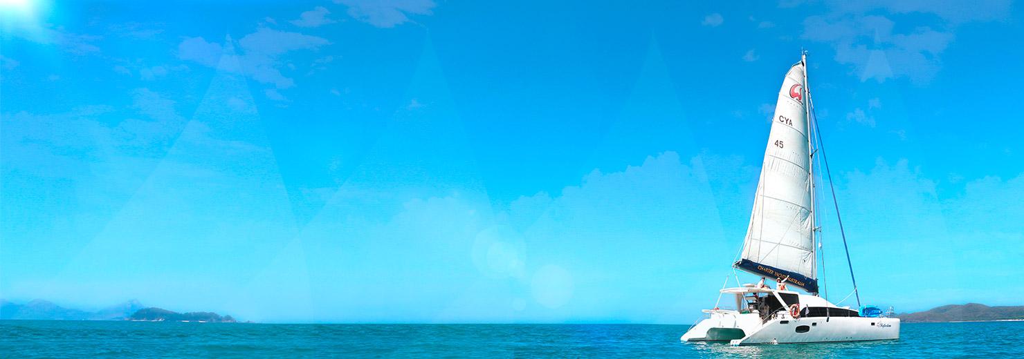 Charter Yachts Australia | Whitsunday Islands Yacht Charter