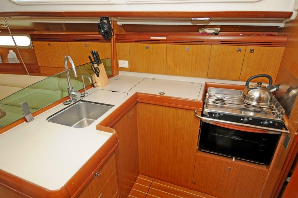 """Dream On"""" Jeanneau Sun Odyssey 39i Sailing Yacht – Charter"""
