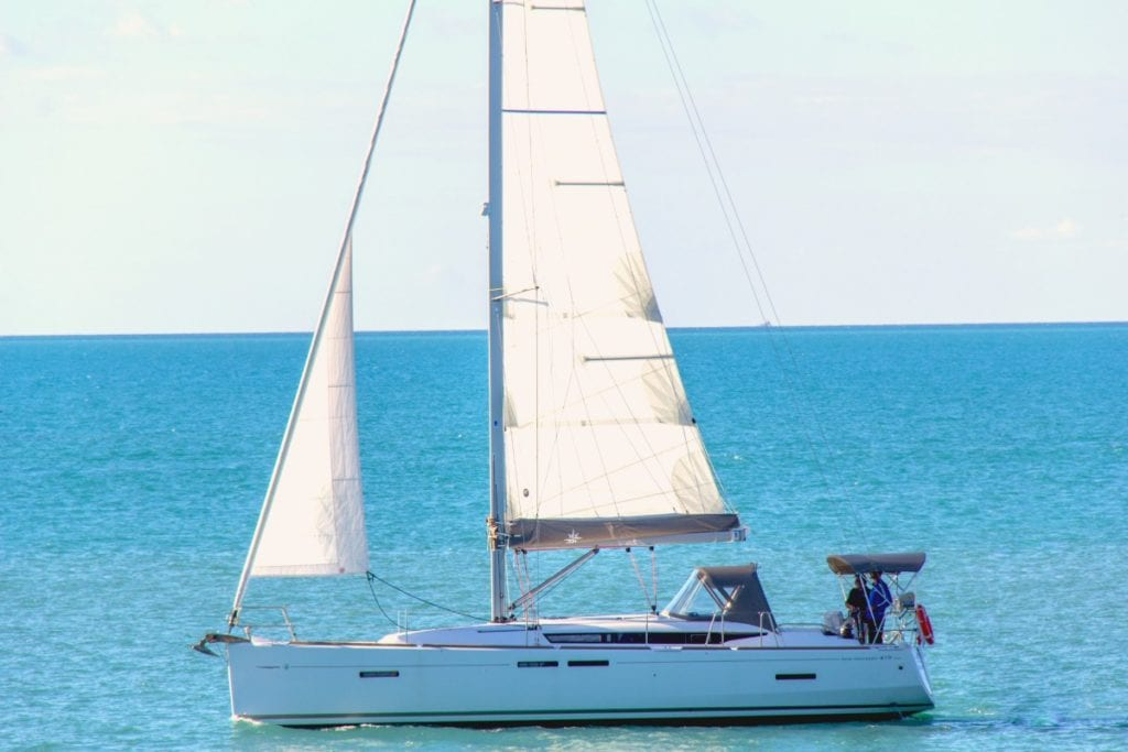 """Baronga"""" Jeanneau Sun Odyssey 41 Sailing Yacht – Charter"""
