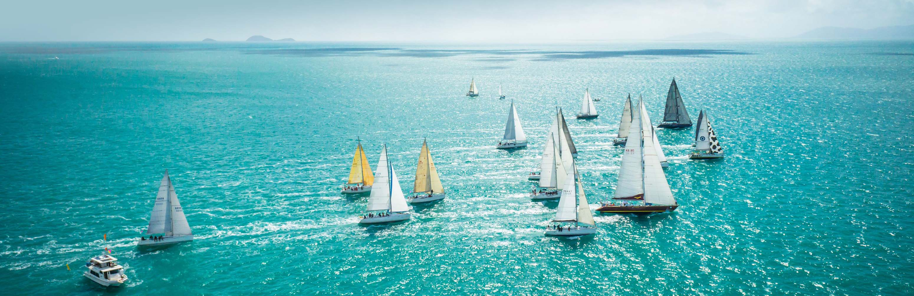 Airlie Beach Race Week Special   Charter Yachts Australia