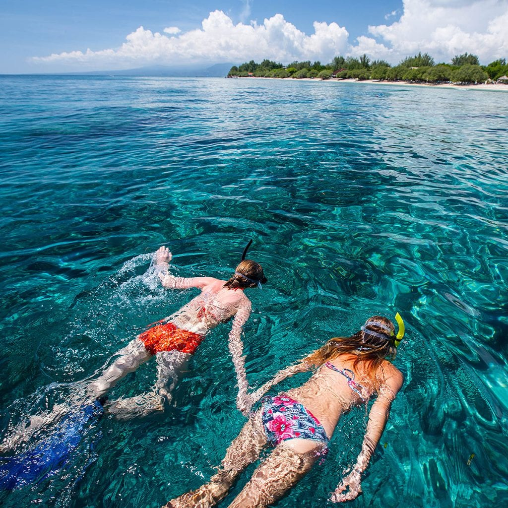 Charter Yachts Australia Whitsunday Islands Queensland Snorkelling The Great Barrier Reef