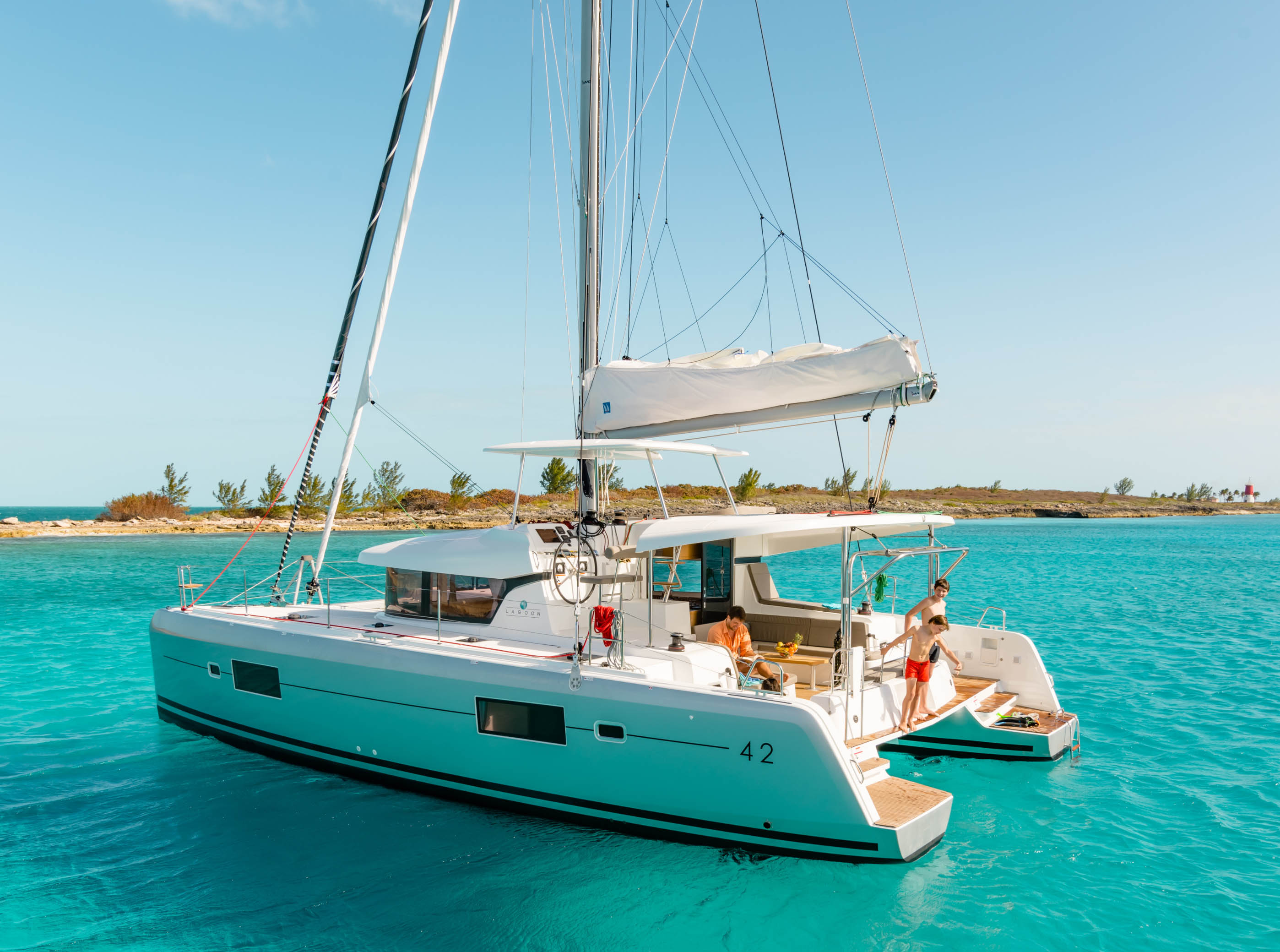 Charter Yachts Australia vessels are thoroughly cleaned prior to Charters