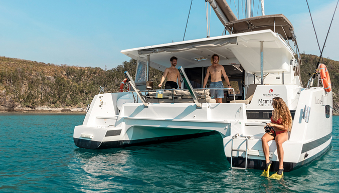 Charter Yachts Australia | Whitsunday Islands Yacht Charter