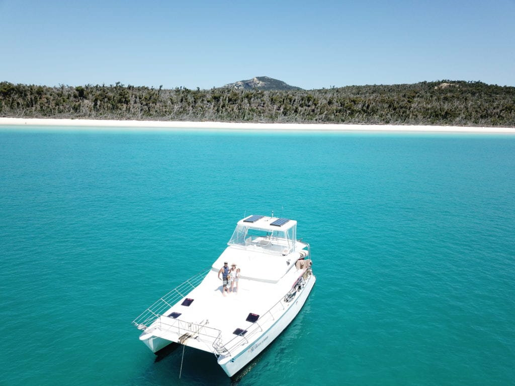 Divocean at Whitehaven Beach