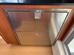 Galley Fridge Drawers