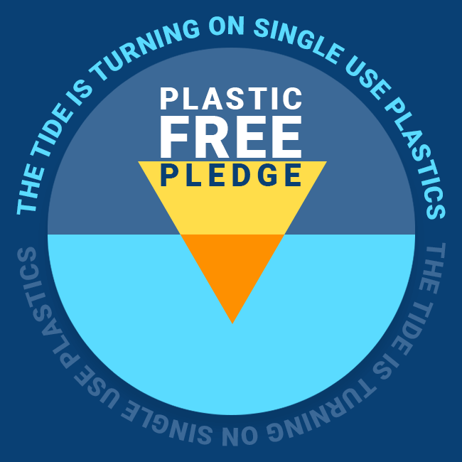 Great Barrier Reef Plastic Free Pledge