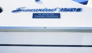 Harley Girl - Seawind 1250 Platinum Trans Pacific