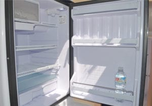 KAJURA Galley Fridge2