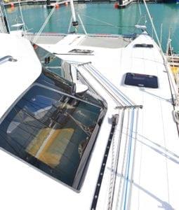 KAJURA Side deck