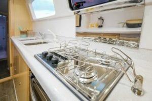 Kajura Seawind 1260 stove
