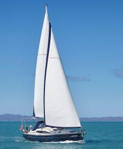 Charter Yachts Australia Morpheous Under Sail