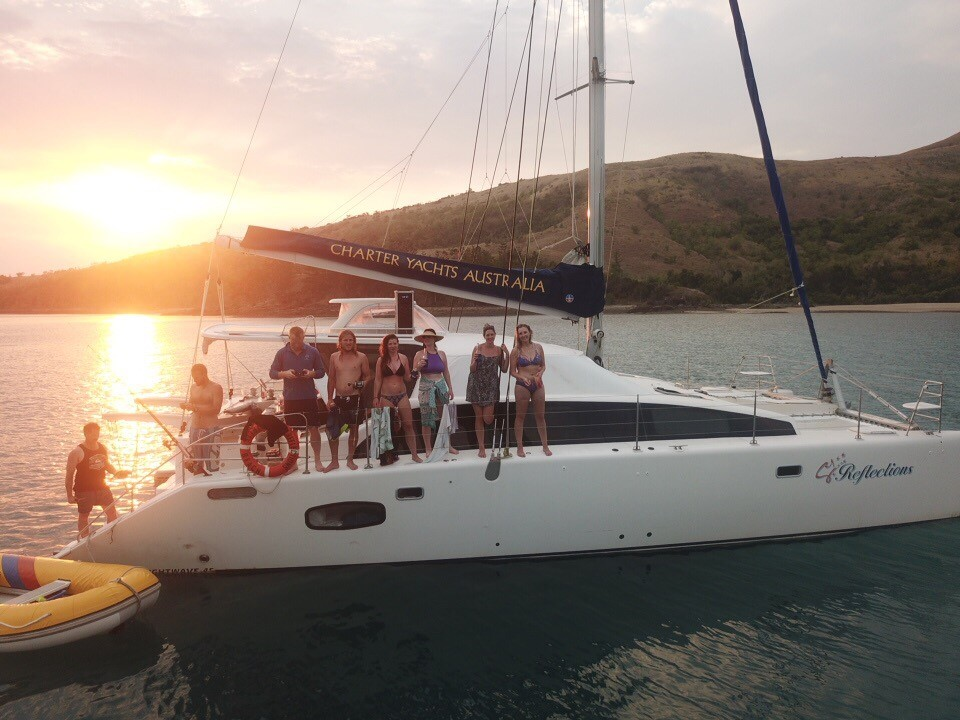 Lightwave 45 Bareboat Whtsundays