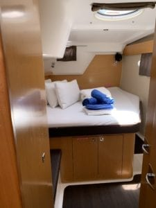 STB FWD Cabin w Ensuite
