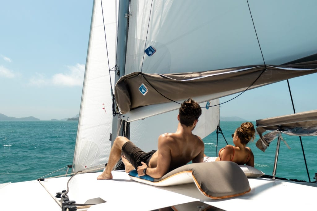 The Sailing Yogi Charters 'Mandala'