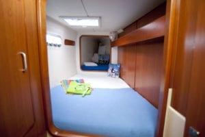Velella Fwd Port Cabin
