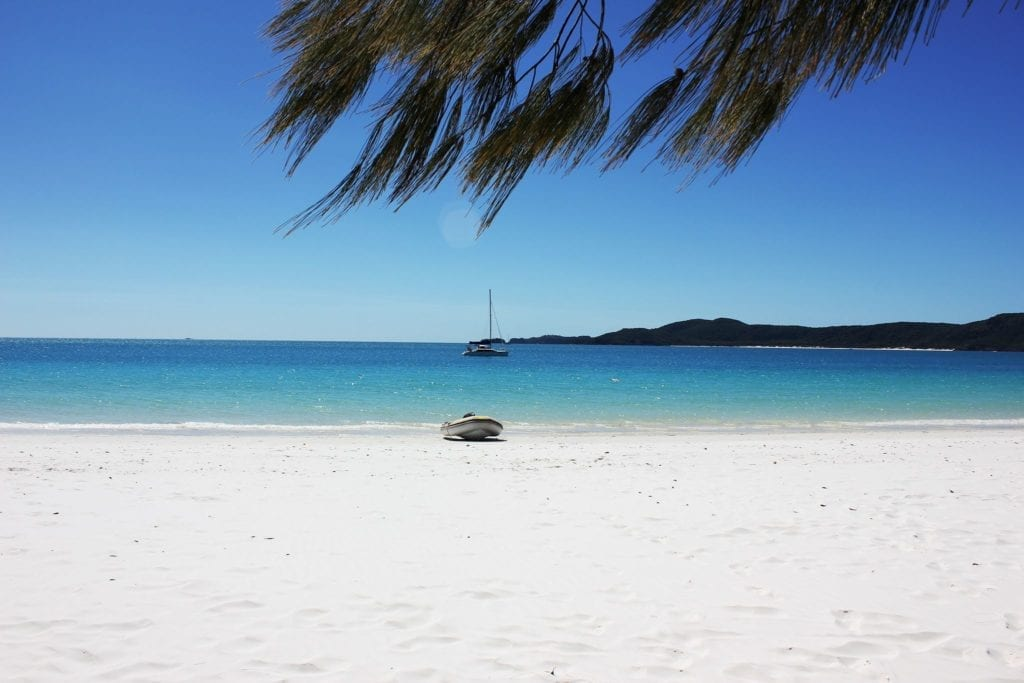 WHITEHAVEN BEACH THINGS TO DO BAREBOAT HOLIDAY