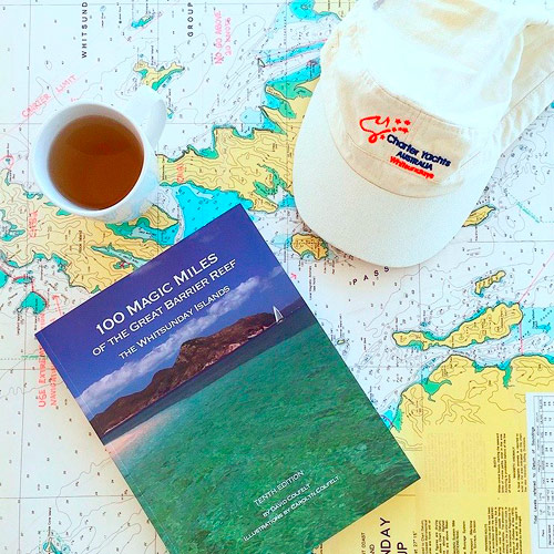 Planning a sailing itinerary