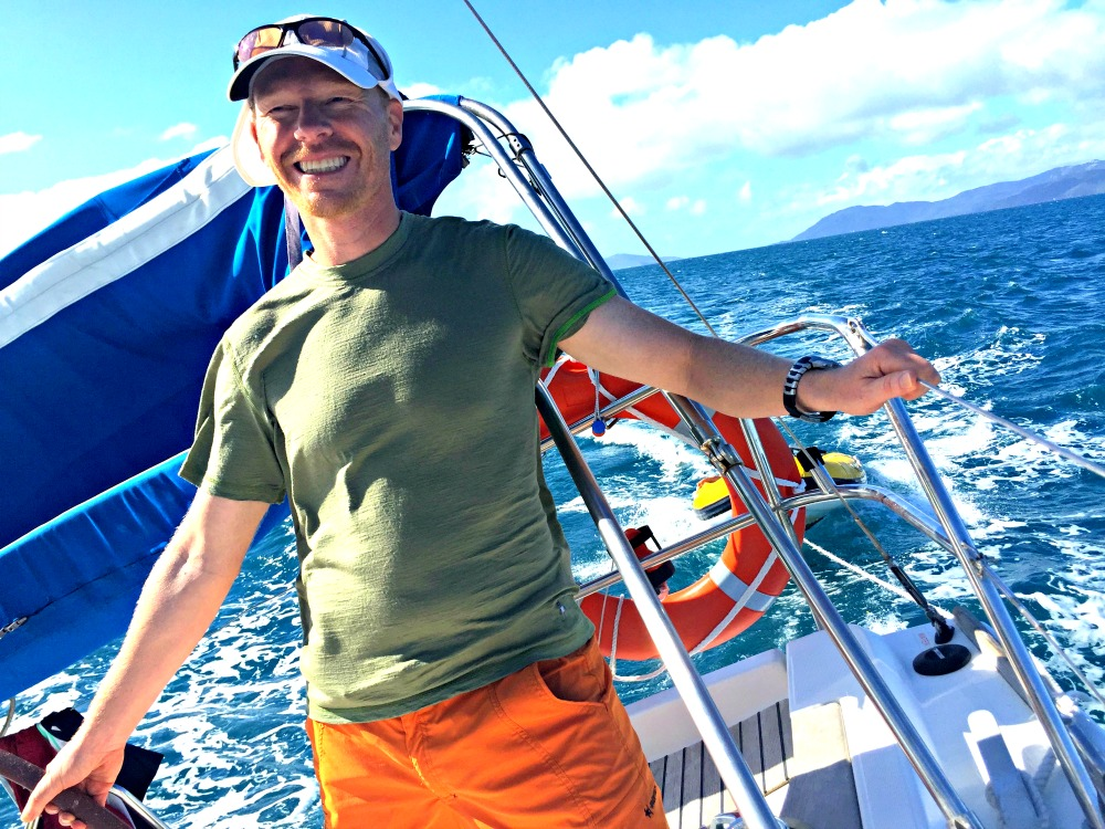 Bareboat Training in the Whitsundays